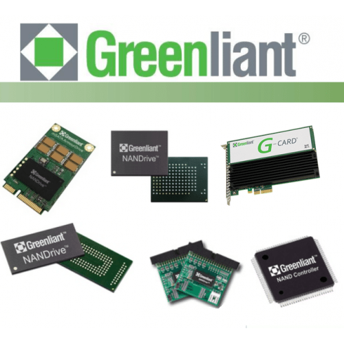 Greenliant - Solid State Data Storage - SEMIX