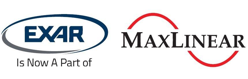 MaxLinear-Exar Logo