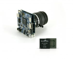 Ambarella-A7L-DSC-EVK-and-Chip